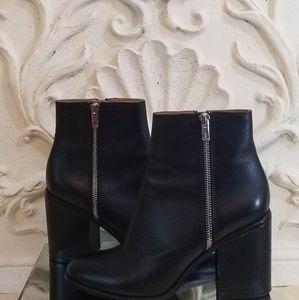 Calvin Klein's Cilil Booties